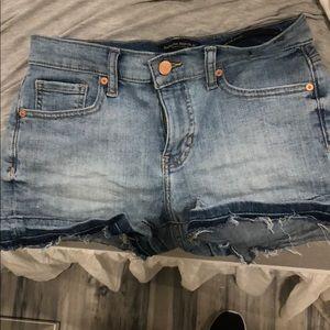 Twice worn banana republic jeans